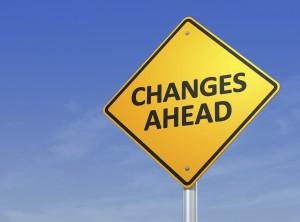 surrendering to change